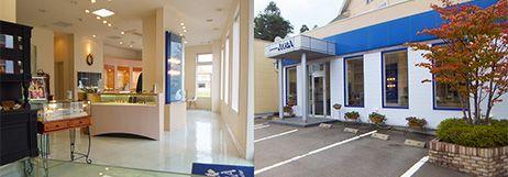 富山県(富山市)で唯一のハワイアンジュエリー・結婚指輪・マカナ取扱店、アオバ